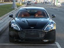 Фотография Aston Martin Rapide (2011)
