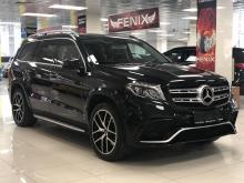 Фотография Mercedes-Benz GLS-klasse (2016)