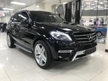 Фотография Mercedes-Benz M-klasse (2014)
