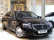 Фотография Mercedes-Benz Maybach S-klasse (2015)